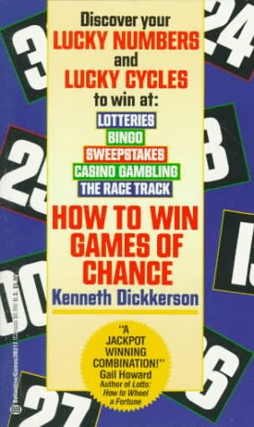 How to Win Games of Chance  1992 9780345363176 Front Cover
