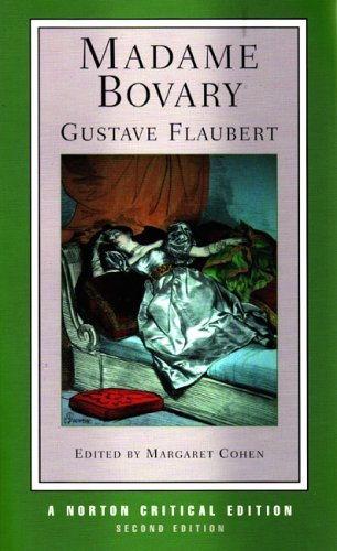 Madame Bovary  2nd 2004 edition cover