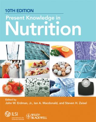 Present Knowledge in Nutrition  10th 2012 edition cover