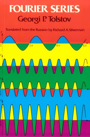 Fourier Series   1976 (Reprint) edition cover