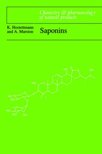 Saponins   2005 9780521020176 Front Cover