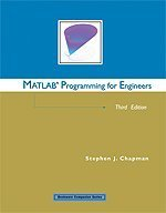 MATLAB Programming for Engineers  3rd 2005 9780534424176 Front Cover