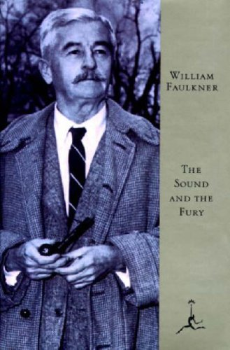 Sound and the Fury The Corrected Text with Faulkner's Appendix  1956 edition cover