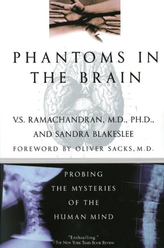 Phantoms in the Brain  Reprint  edition cover