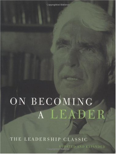 On Becoming a Leader  2nd 2003 (Revised) edition cover