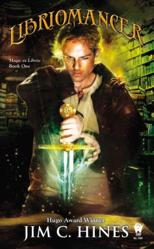 Libriomancer (Magic Ex Libris Book 1) N/A edition cover
