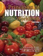 Principles of Nutrition Workbook  2nd (Revised) 9780757568176 Front Cover