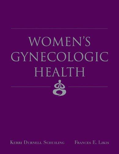 Women's Gynecologic Health   2006 edition cover