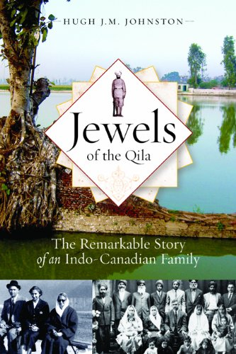 Jewels of the Qila The Remarkable Story of an Indo-Canadian Family  2011 edition cover