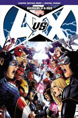Avengers vs. X-Men   2012 edition cover