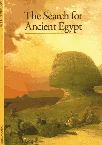 Search for Ancient Egypt  N/A 9780810928176 Front Cover