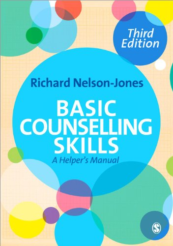 Basic Counselling Skills A Helper's Manual 3rd 2011 edition cover