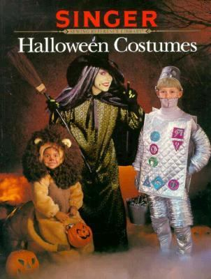 Halloween Costumes   1997 9780865733176 Front Cover