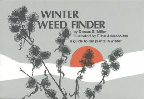 Winter Weed Finder A Guide to Dry Plants in Winter  1989 edition cover