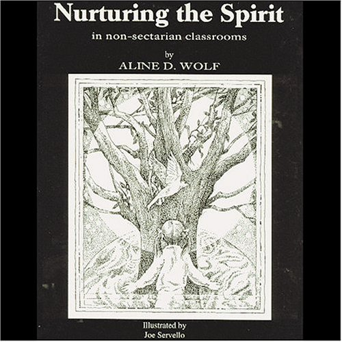 Nurturing the Spirit : In Non-Sectarian Classrooms 1st edition cover