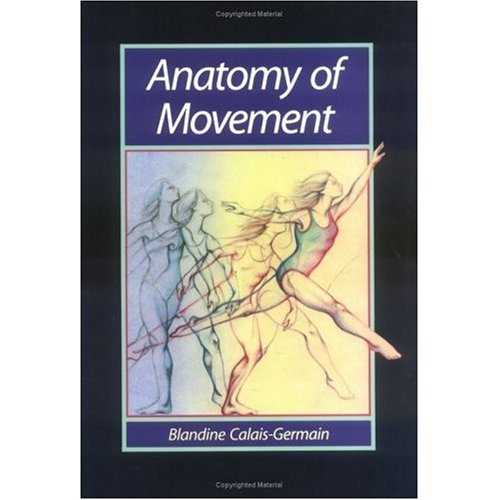 Anatomy of Movement   1993 edition cover