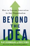 Beyond the Idea Simple, Powerful Rules for Successful Innovation  2013 edition cover