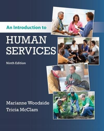 An Introduction to Human Services:   2018 9781337567176 Front Cover