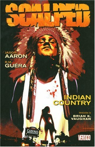 Scalped - Indian Country  Revised edition cover