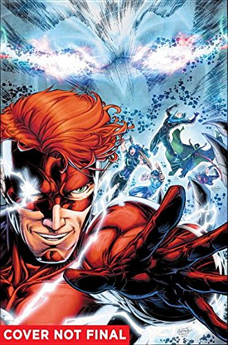 Titans Vol. 1: the Return of Wally West (Rebirth)   2017 9781401268176 Front Cover