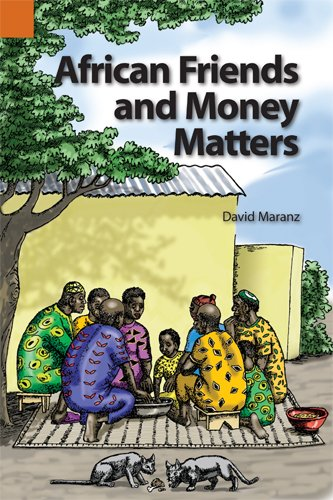 African Friends and Money Matters Observations from Africa  2001 edition cover