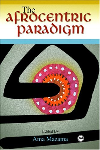 Afrocentric Paradigm   2002 edition cover