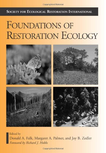 Foundations of Restoration Ecology   2006 edition cover