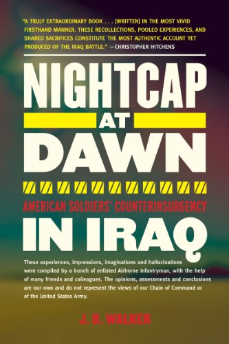 Nightcap at Dawn American Soldiers' Counterinsurgency in Iraq  2012 edition cover