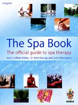 Spa Book The Official Guide to Spa Therapy  2005 edition cover