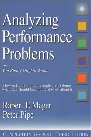 Analyzing Performance Problems Or You Really Oughta Wanna 3rd 1997 (Revised) edition cover