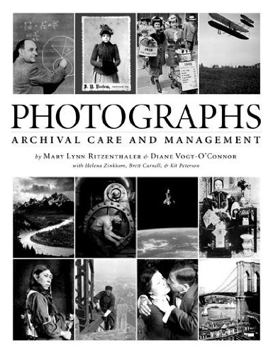Photographs Archival Care and Management  2006 edition cover