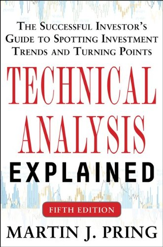 Technical Analysis Explained The Successful Investor's Guide to Spotting Investment Trends and Turning Points 5th 2014 edition cover