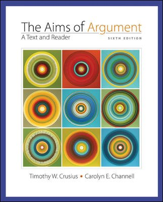 Aims of Argument  6th 2009 edition cover