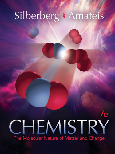 Chemistry The Molecular Nature of Matter and Change 7th 2015 9780073511177 Front Cover