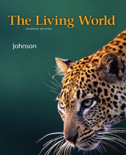 Living World  7th 2012 edition cover
