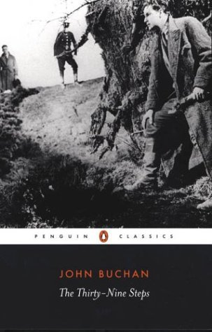 Thirty-Nine Steps   2004 edition cover