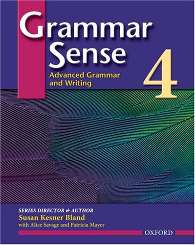 Advanced Grammar and Writing   2007 (Student Manual, Study Guide, etc.) edition cover