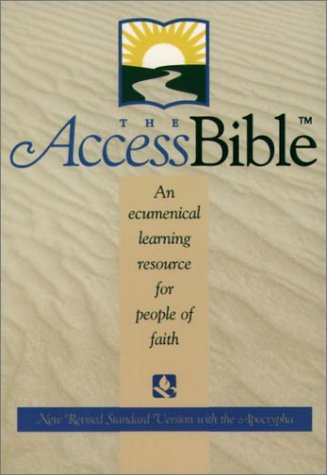 Access Bible� An Ecumenical Learning Resource for People of Faith N/A edition cover