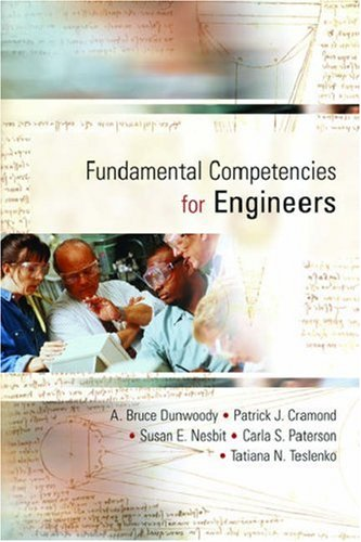 Fundamental Competencies for Engineers   2006 edition cover