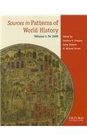 Sources in Patterns of World History   2012 edition cover