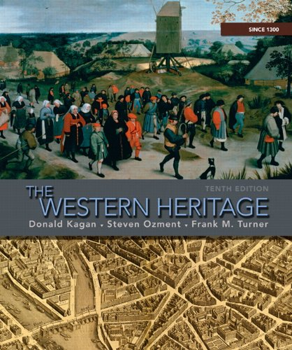 Western Heritage since 1300  10th 2010 edition cover