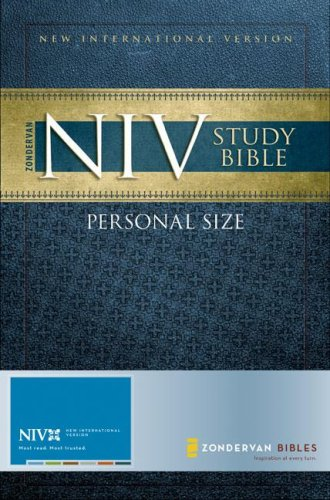 NIV Study Bible  Revised 9780310939177 Front Cover