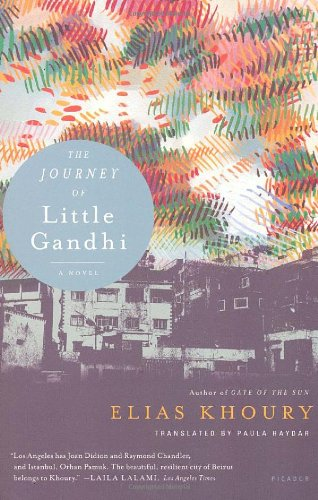 Journey of Little Gandhi  N/A edition cover