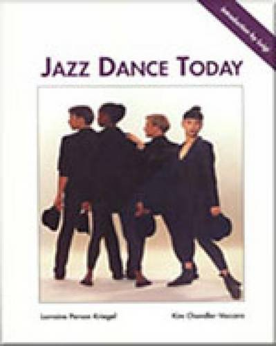 Jazz Dance Today   1994 edition cover