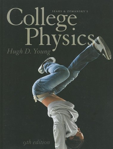 College Physics  9th 2012 9780321733177 Front Cover