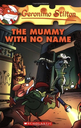 Mummy with No Name   2009 edition cover