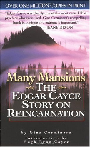 Many Mansions The Edgar Cayce Story on Reincarnation N/A edition cover