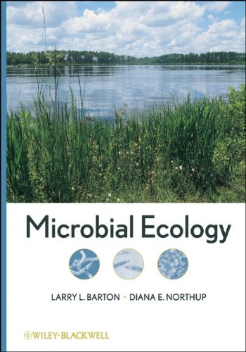 Microbial Ecology   2011 edition cover