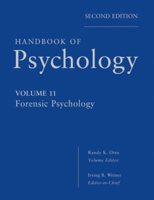 Forensic Psychology  2nd 2013 edition cover