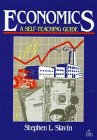 Economics A Self-Teaching Guide  1988 9780471629177 Front Cover